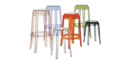 Bancos Charles Ghost - Kartell
