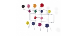 Cabideiro Eames® Hang-It-All - Herman Miller